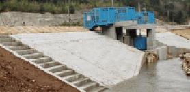 県営農業用河川耕作物応急対策事業